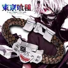 Tokyo Ghoul Sheet Titanium Bracelet