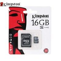100 Original Kingston 4gb 8gb 16gb Micro Sd Card Memory Card Class 4 Microsd Cartao De