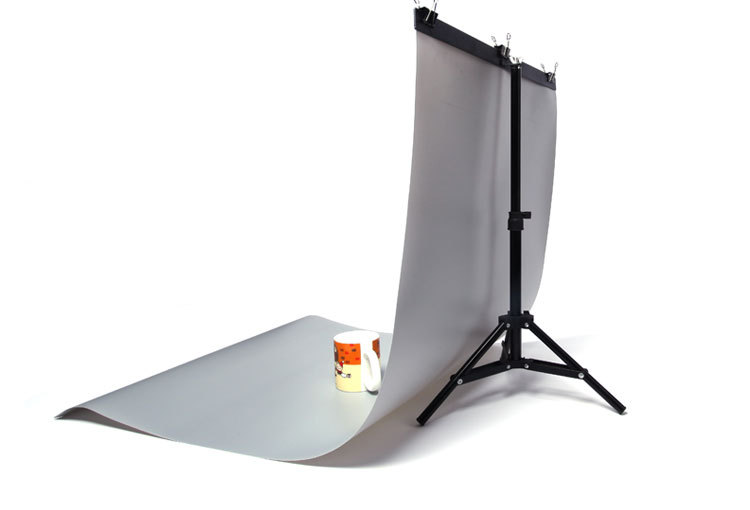 free shipping Professional Photography Studio Accessory,1Mini Background Stand+1Background+3clamps,photographic Studio Equipment photographic studio background white clouds blue dinette chinese style new born professional xmas photocall background pictures