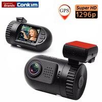 2015 New Original Mini 0805 Ambarella A7LA50 Chip OV4689 Sensor Super HD 1296P GPS Logger Car
