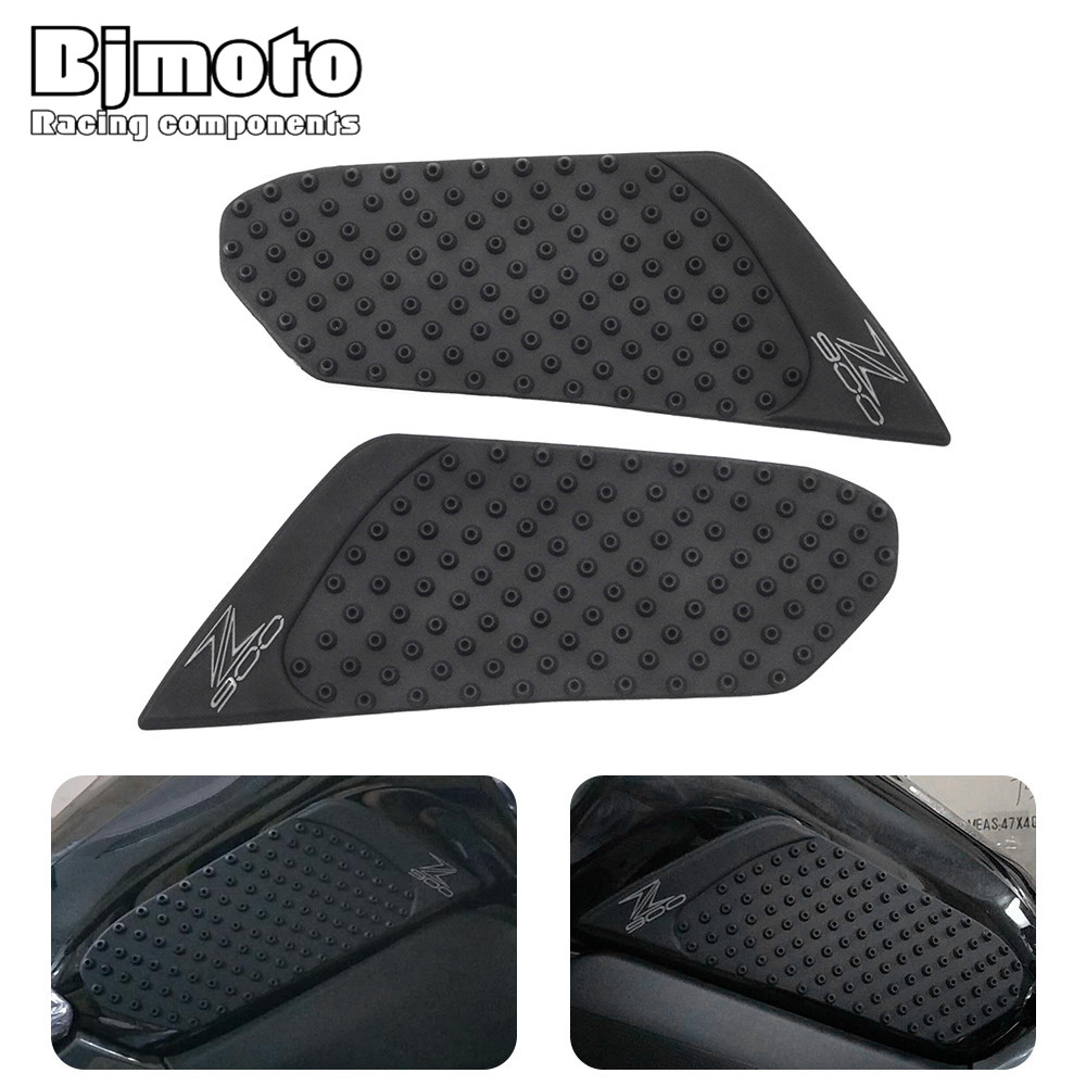 BJMOTO New Motorcycle Tank Pad Protector Sticker Decal Gas Fuel Knee Grip Traction Side For Kawasaki Z900 2017 bjmoto for ktm duke 390 200 125 motorcycle tank pad protector sticker decal gas knee grip tank traction pad side