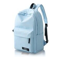 Повседневное модные женские туфли рюкзак высокое качество Оксфорд Рюкзаки для подростков Обувь для девочек женские Учащийся сумки Бесплатная доставка