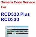 Câmera Código de Serviço Para RCD330 Plus