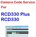 Camera Code Service For RCD330 Plus