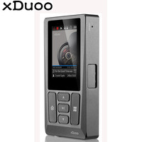 XDuoo X10T WM8805 Professional Digital Turntable Music Player DSD PCM MP3 Player HD Lossless 256GB 24bits/192KHz Coaxial DSD