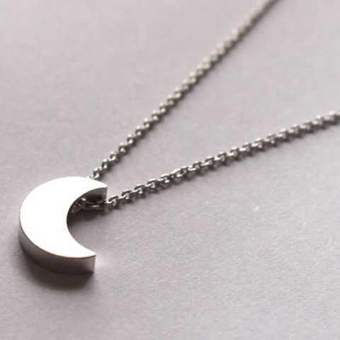 HOT Summer Jewelry Fashion Cute sequins Charm Stars Moon Pendant necklace For Women Gift666
