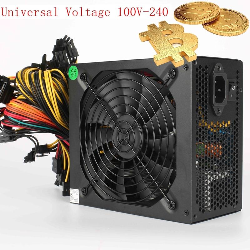 Ethereum miner Mining case rig RX 470/480 RX 570 1060 R9 380/390