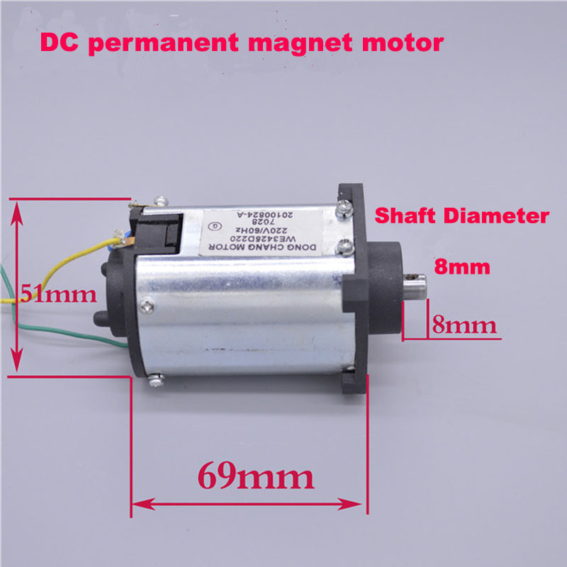 Popular massage chair motor buy cheap massage chair motor for Permanent magnet motor manufacturers