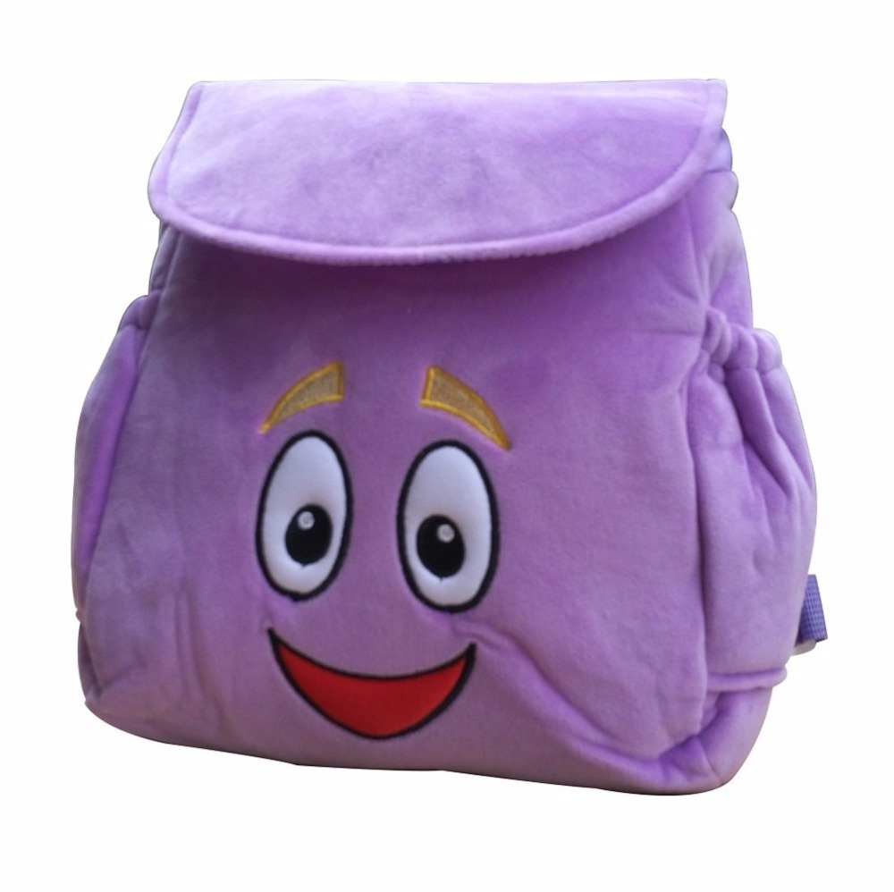 Purple Backpack Dora   The Shred Centre on