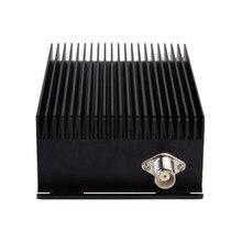 50km de longa distância vhf rádio modem 25w uhf 433mhz rf transmissor e receptor ttl rs232 rs485 transceptor sem fio módulo kits