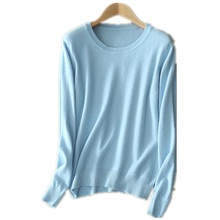Cotton Cashmere Fashion Men's Sweaters O-neck Collar Female Knitted Cashmere Sweater Loose Pullover Men Women Turtleneck Sweater