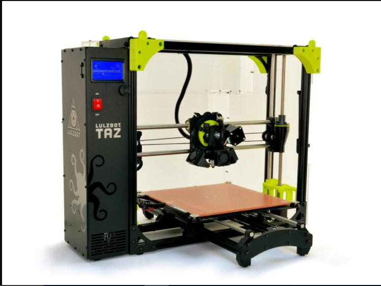 Lulzbot TAZ 6 acrylic safety enclosure kit 3mm thickness with screws,fasten and printed parts(excluding printer) funssor reprap taz 5 taz 4 lulzbot taz 3d printer 24v silicone heater 360w 24v smooth silicone heater for heated bed buildplate