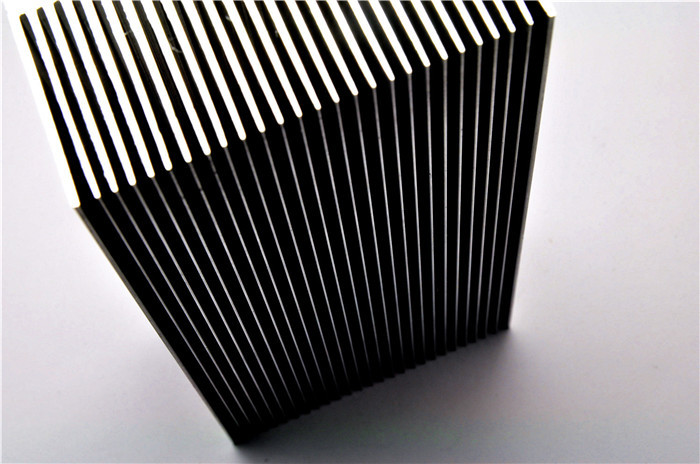 Aluminum alloy 130*69*36MM   High quality heat sink radiator Dense tooth radiator synthetic graphite cooling film paste 300mm 300mm 0 025mm high thermal conductivity heat sink flat cpu phone led memory router