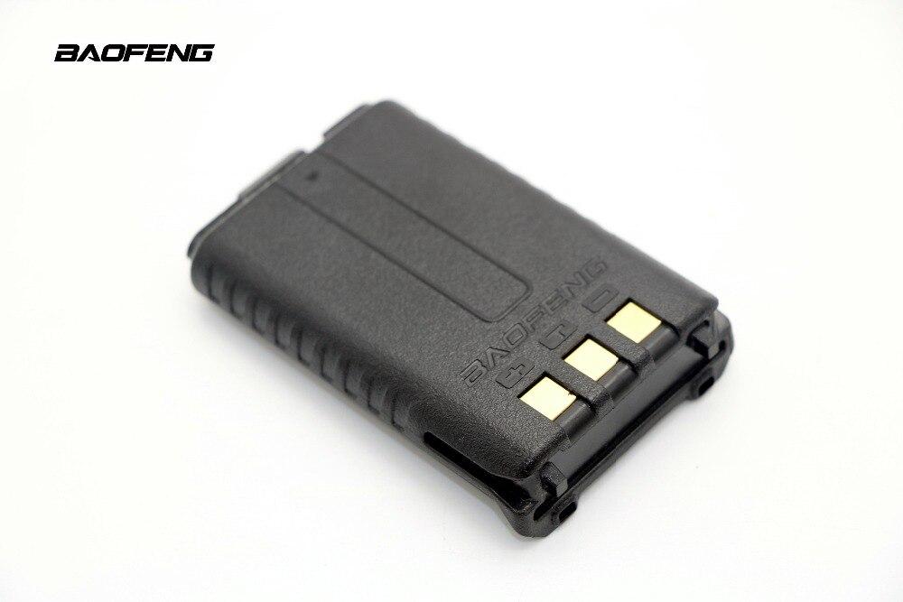 Baofeng uv-5r batterie d'origine 1800 mah 7.4 v radio batterie de rechange adapté pour baofeng uv 5r/5re/5ra/8hx talkie walkie accessoires