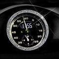 Автомобиль стайлинг Для porsche 911 cayenne Panamera macan Diamond часы крышки Алюминиевого сплава набор шнека Декоративные круг аксессуары
