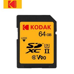 Kodak Geheugenkaart U3/U1 Sd-kaart 32Gb 128Gb 64Gb 256Gb 16Gb Flash Card sd Geheugen Sdxc Sdhc Cartao De Memoria Tarjeta Sd(China)