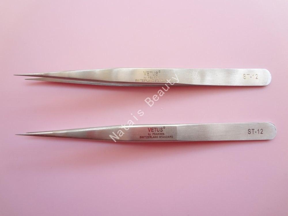 extensao dos cilios individuais cilios pinca ferramentas de maquiagem pinzas cejas 02