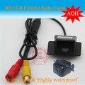 Promoción de venta caliente CCD cámara de vista trasera Especial para 2008 Camry oem de coches atrás la cámara con el Envío Libre