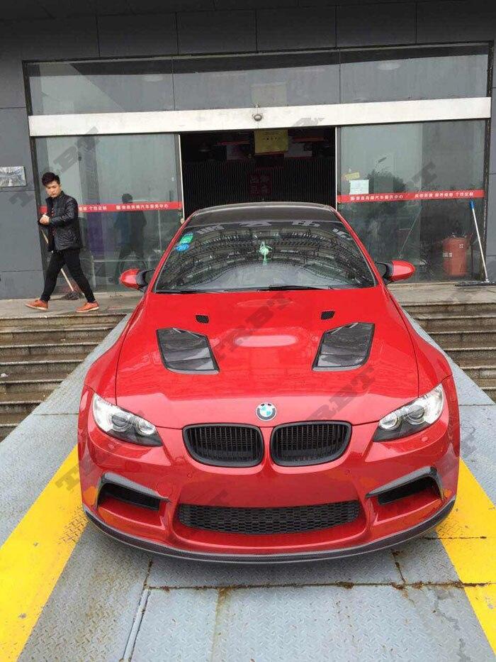 07-13 BMW 3 Series E92 E93 M3 SIB STYLE FRP Hood(6)