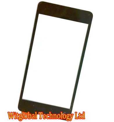 New Digitizer Touch Screen Panel Glass Sensor replacement For 4.7 SENCOR Element P470 Free Shipping black new for 5 qumo quest 510 touch screen digitizer panel sensor lens glass replacement free shipping
