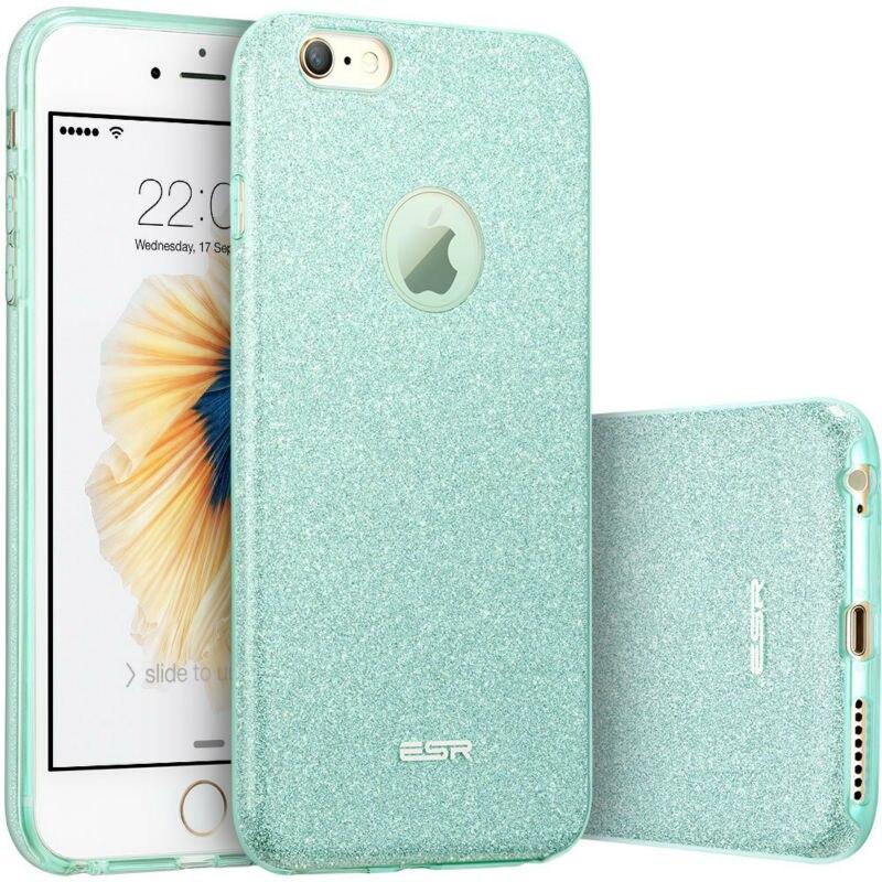 iPhone 6s/iPhone 6 glitter custodia