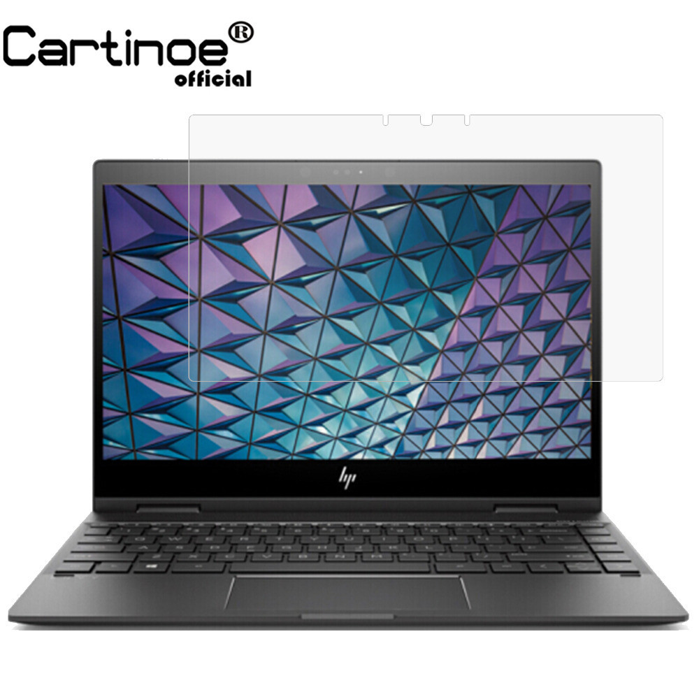 Cartinoe защитная плёнка для экрана ноутбука для Hp Envy X360 13 13,3 дюйма 13-agxxxx серия Hd кристально чистый ЖК-экран Защитная пленка (2 шт)