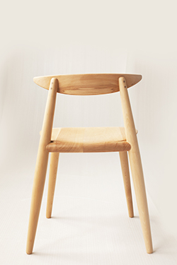 the chair peixin li design dallas black walnut beech wood furniturechina ch177 natural side chair walnut ash