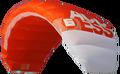 Software suave nieve kite surf cuatro paracaídas línea kitesurf cometas parapente parapente cerf volant mangas de viento juego de esquí al aire libre