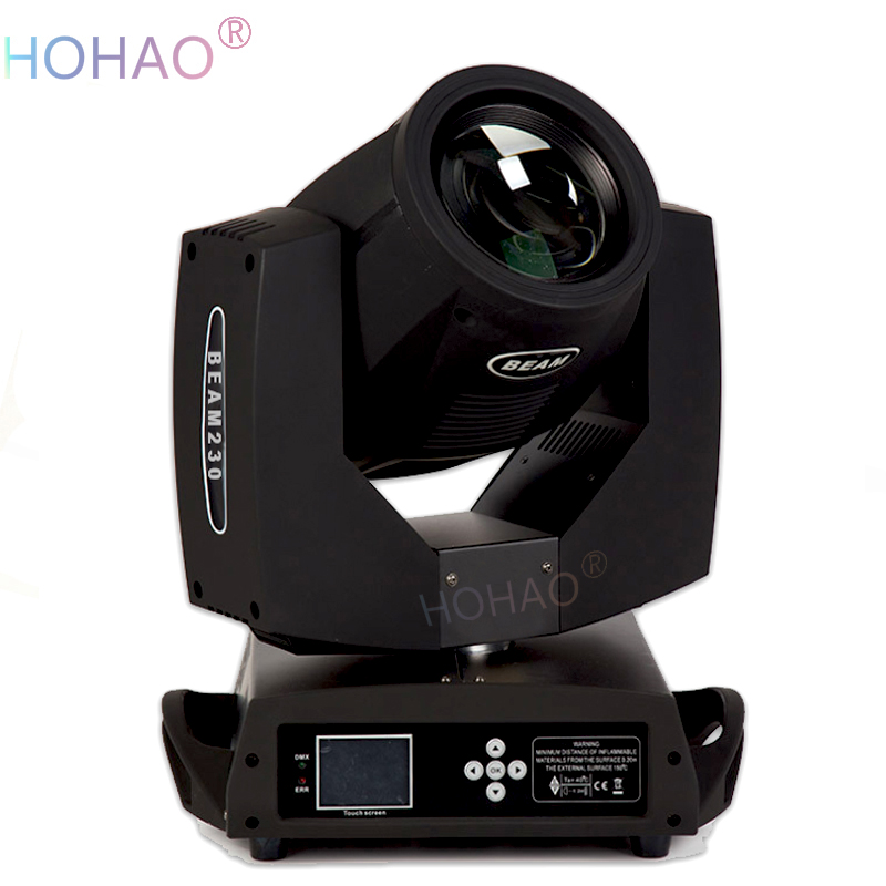 1PCS 230w 7R 5r sharpy beam moving head lights Stage Lighting dmx512 music light for disco