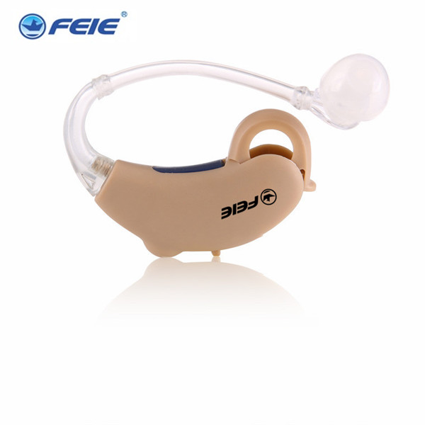 FEIE Factory Wholesale 10PCS Affordable Soft Ear Hook Zoom Hearing Aid S-188 Drop Shipping