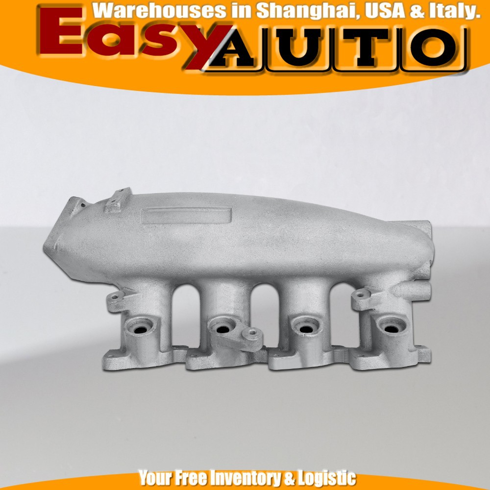 Cast Aluminum INTAKE MANIFOLD FOR Nissan SILVIA 200SX S14 240SX SR20 SR20DET nissan silvia s14 цена