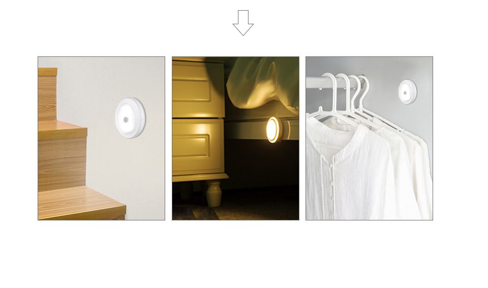 PIR motion sensor led night lamp (3)