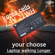 HSW Notebook Battery for Hp 7.4v 21wh  Da02xl A2304051xl Hq-tre 71004 694399-2c1 Tpn-o104 Hstnn-db4c 694399-1c1 Hstnn-ib4c