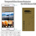 728 Explosion-proof Tempered Glass Screen Protector Film For HTC Desire 728  9H 0.3mm 2.5D