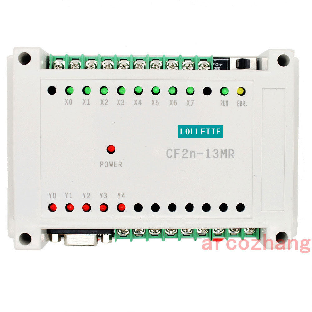 FX2N CF2N 13MR programmable logic controller 8 input 5 relay output plc controller automation controls plc system fx2n cf2n 88mt rs485 programmable logic controller 40 input 48 transistors output plc controller automation controls plc system
