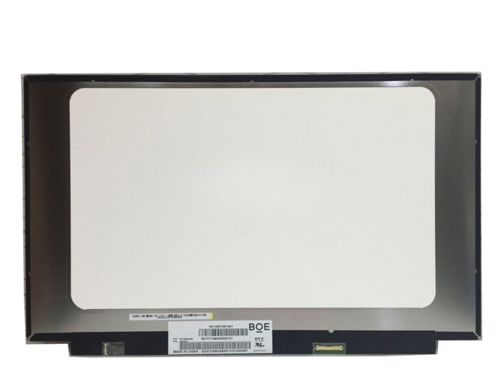NV156FHM-N61 for Dell 7560 Screen IPS Matte LCD Matrix for Laptop 15.6 FHD 1920X1080 LED Display NV156FHM Replacement b173hw01 v5 original new b173hw01 v 5 lcd laptop screen matrix fhd 1920 1080 17 3 lvds 40pin au optronics