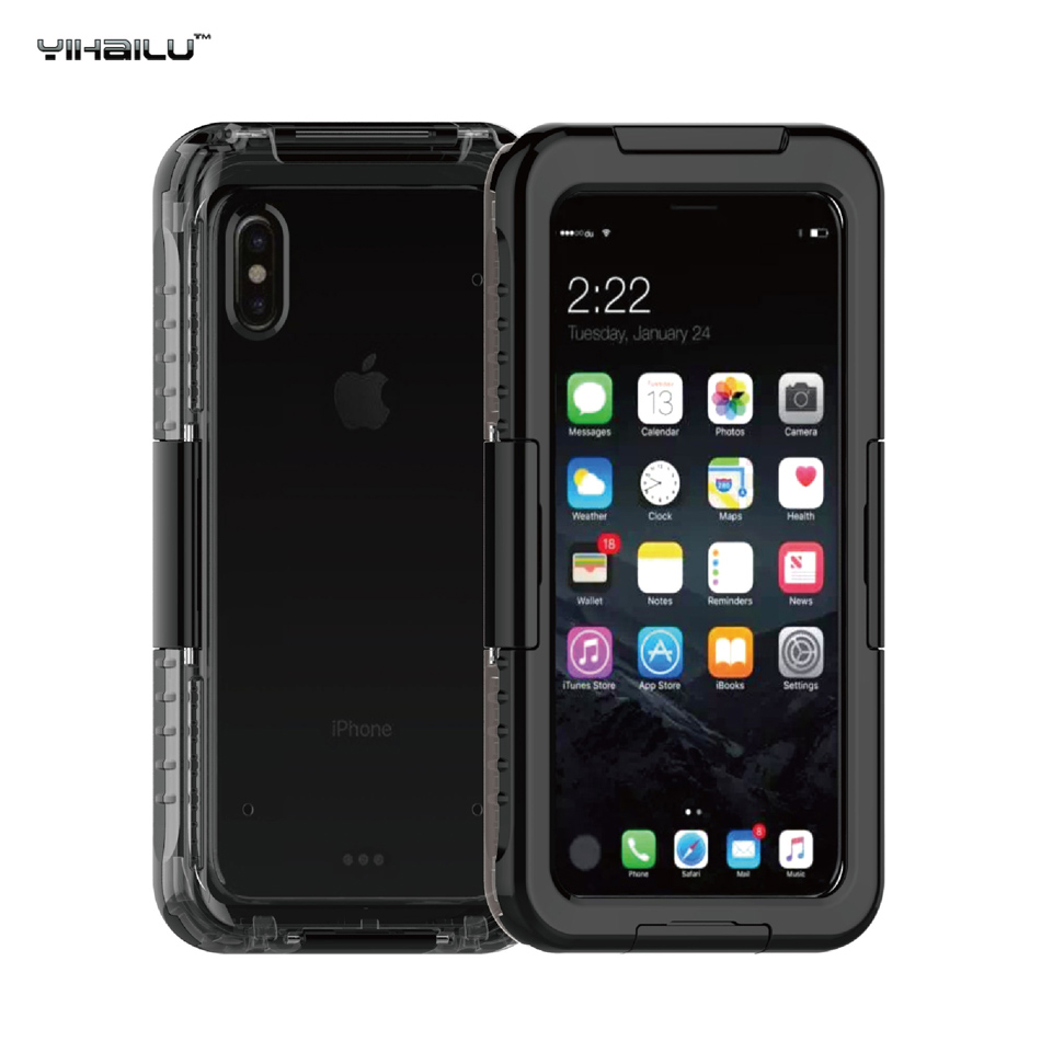 waterproof case for iphone waterproof for iphone x hybrid swimming diving water 6871