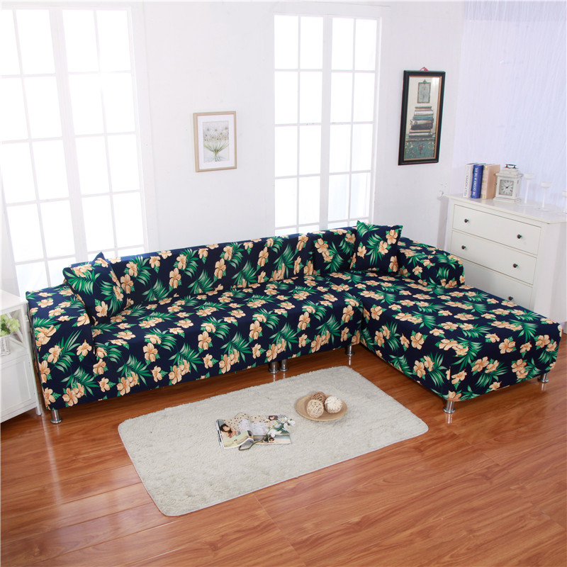 Elastic Sofa Cover It Needs Order 2 Pieces Covers For L