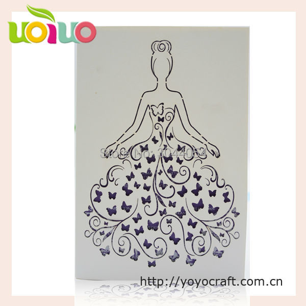 Birthday decoration beautiful ballet girl luxury birthday birthday decoration beautiful ballet girl luxury birthday invitation cards laser cutting happy birthday greeting card price bookmarktalkfo Gallery