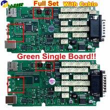 Полный набор А+ качество красный 701 OBDIICAT TCS PRO зеленые реле один печатной платы Multidiag MVD vci с BT. R3/2016R1+ Keygen