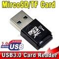 USB 3.0 Micro SDXC/SDHC/SD Card Reader Комплект, MicroSD TF T-Flash Card USB 3.0 Адаптер Конвертер Инструмент, поддержка до 64 ГБ