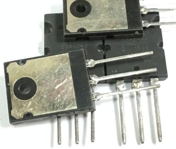 2SC5200 2SA1943 C5200 10 Cái + A1943 10 Chiếc