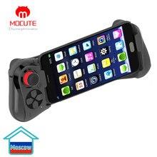 Mocute 058 Беспроводной геймпад Bluetooth V3.0 Android джойстик VR Телескопический контроллер игровой геймпад для телефона PUBG мобильный джойстика