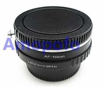 Amopofo AF-AI Optische glas Adapter, Für Sony Alpha AF und Für Minolta MA Objektiv für Nikon F D750 D810 D320 Optische glas