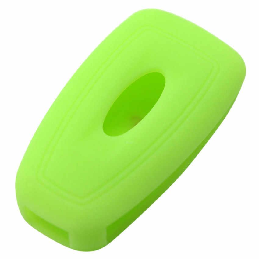 洗えるシリコーンフォードレンジャーニューフォーカス 2012 フィエスタモンデオ久我エコスポーツ 3 ボタンフリップキーケース