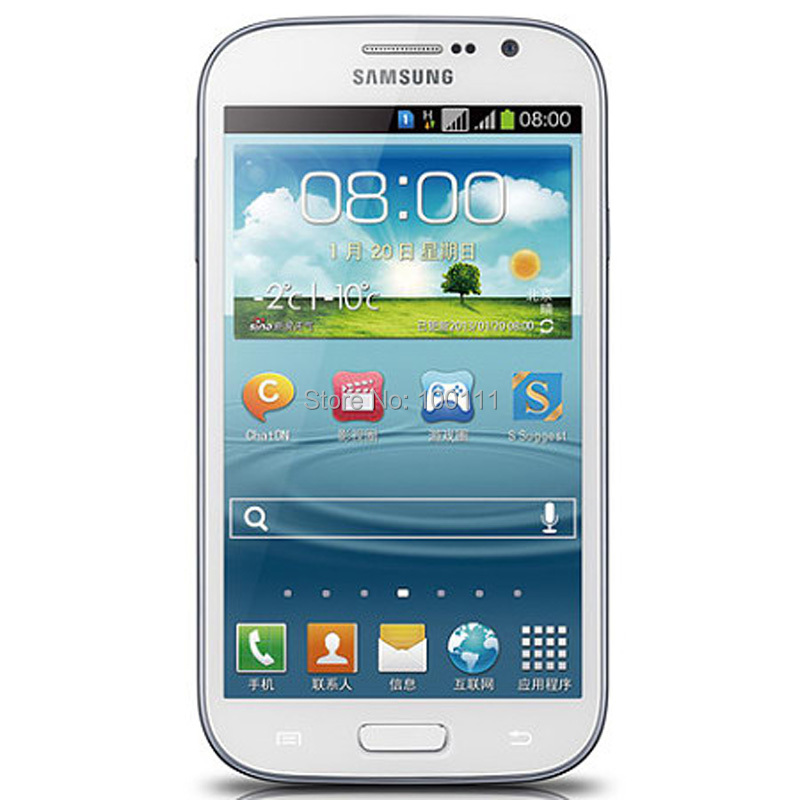 samsung phones touch screen android with price 2015. original samsung galaxy grand duos i9082 mobile phone unlocked dual sim 5.0 inch touch screen 8mp phones android with price 2015 o