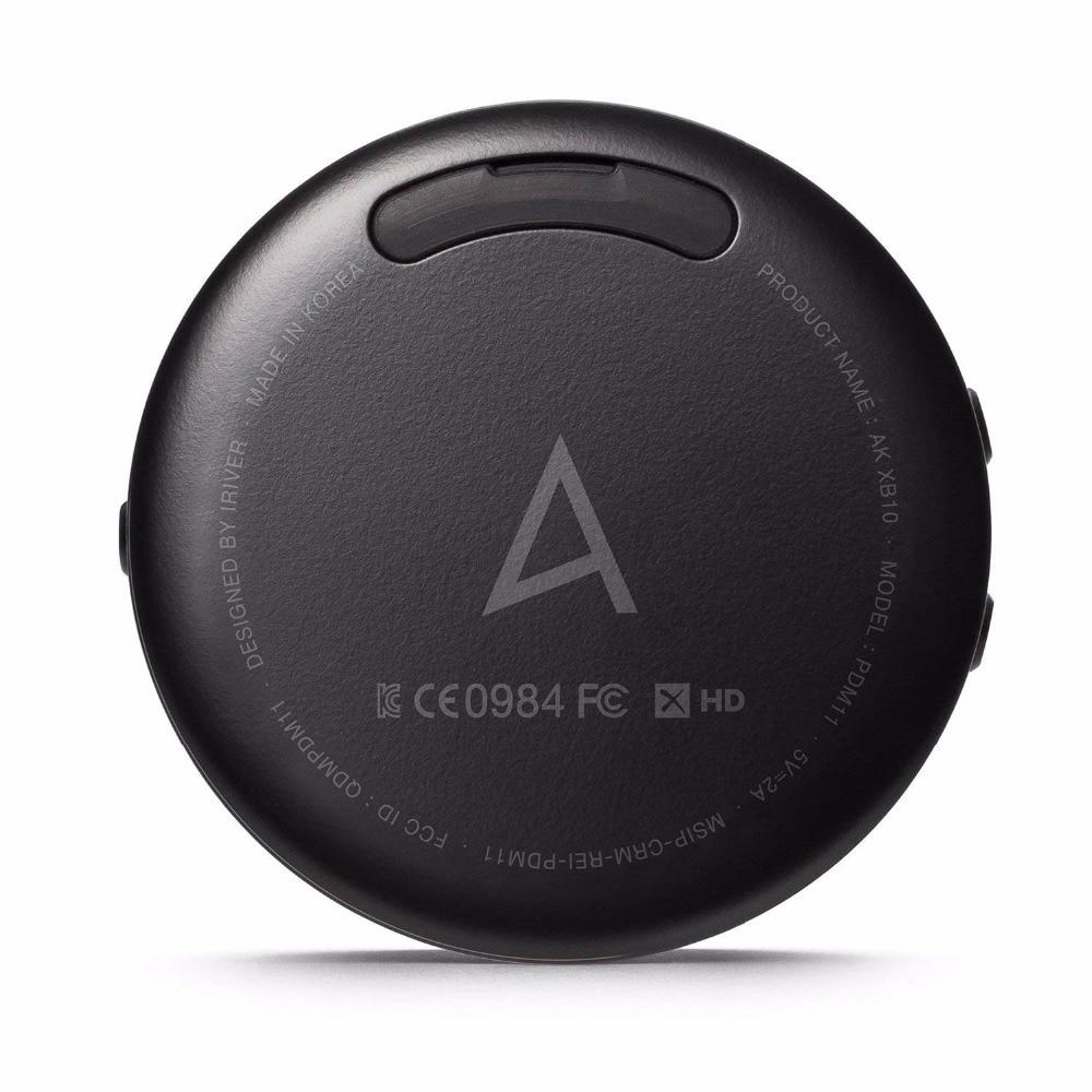 Astell&Kern AK XB10 Bluetooth Receiver/High Definition Adapter - Black