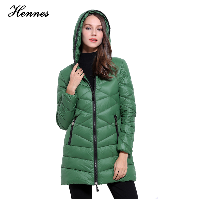 Women Thin Cotton Padded Jacket Coat 2016 Spring Autumn High Quality Parka Leisure New European ...