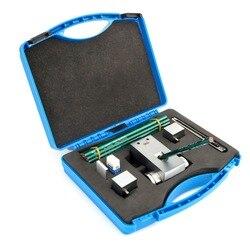 3 w 1 ołówek twardościomierz narzędzia zestaw QHQ A powłoka twardościomierz farby filmy zadrapania Tester 500/750/1000G narzędzia do testowania