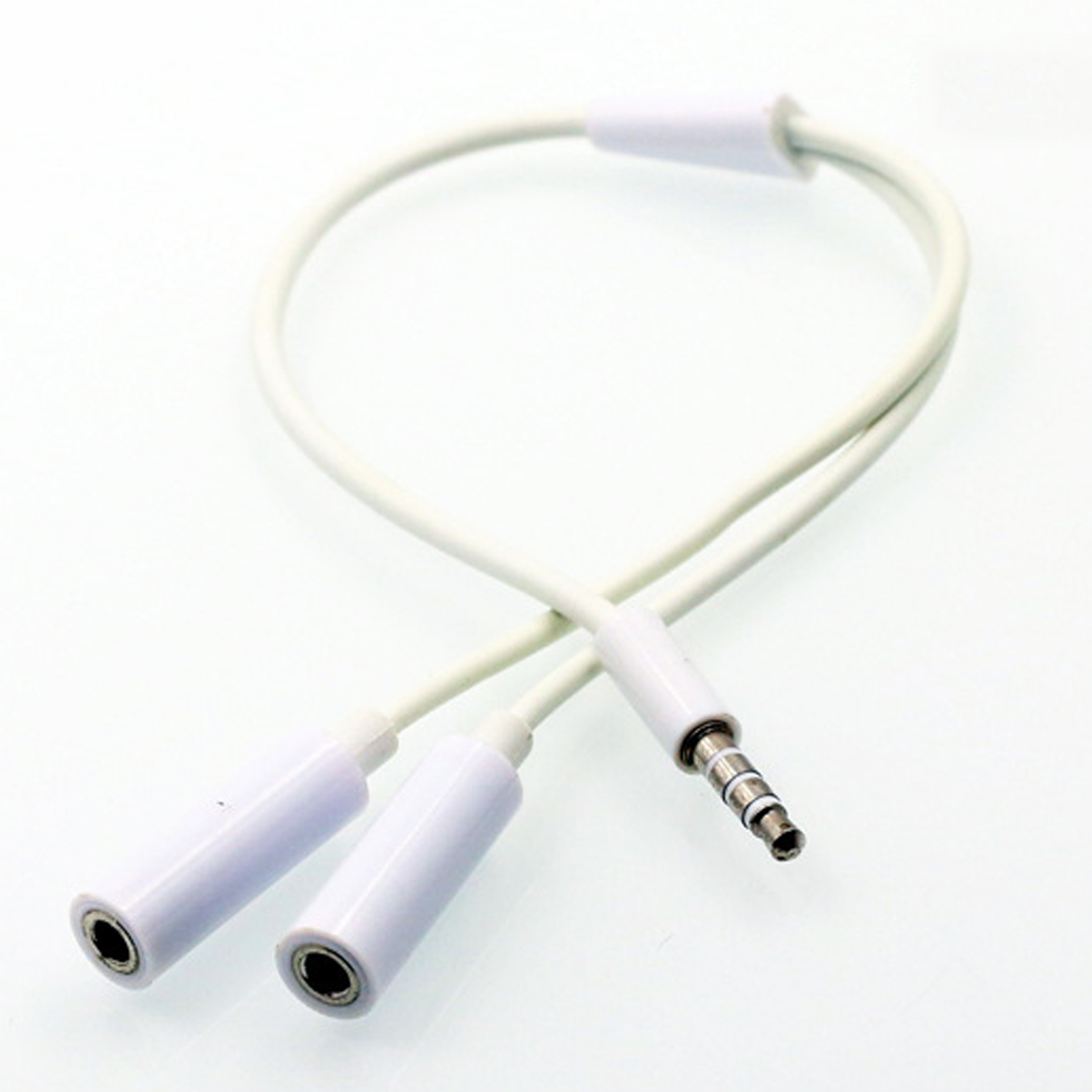 Mini Jack Splitter Aliexpress Buy Y Splitter Earphone Audio Cable 3 5 Mm Stereo Mini Jack 1 Female To 2 Male From Reliable Connectors Suppliers On Hardware Grocer